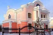 Фасадный декор из пенопласта - лицо современного дома