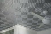 Потолочная плитка из пенополистирола - экономное решение для ремонта