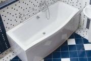 Акриловые ванны - правила выбора и лучшие производители