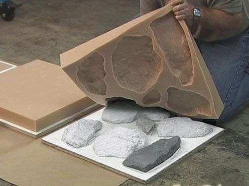 Силиконовая форма для скульптуры своими руками