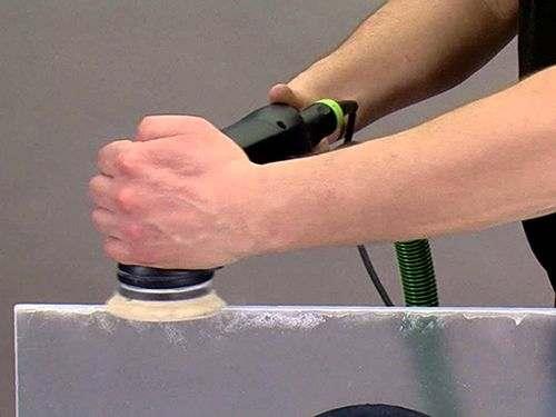 Как отполировать оргстекло своими руками видео