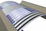Виды поликарбоната для кровли крыши